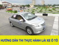 Hướng dẫn 11 bài thi thực hành Sa Hình lái xe bằng B2 mới nhất